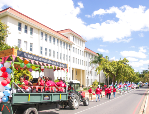 Stellenbosch Harvest Parade paints town red with winemaking pride